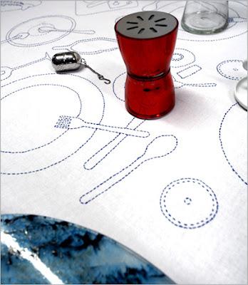 Bedclothes  tablecloth