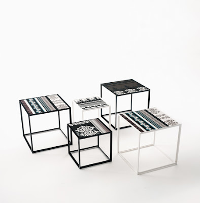 Canasta collection by Patricia Urquiola