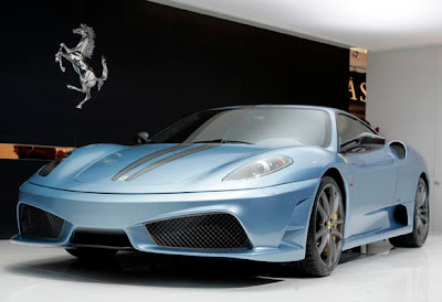 2007 Detroit Auto Show - Ferrari 430 Scuderia