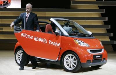 2007 Detroit Auto Show - Smart Fortwo