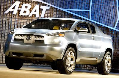 2007 Detroit Auto Show - Toyota A-BAT