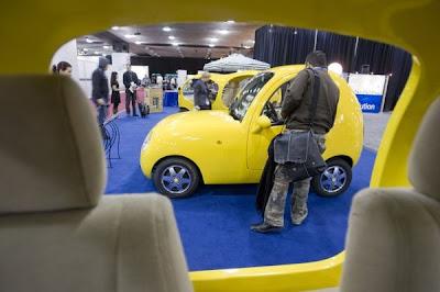 2007 Detroit Auto Show - Li Shi Guang Ming