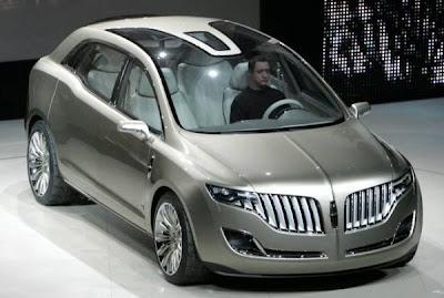 2007 Detroit Auto Show - Lincoln MKT