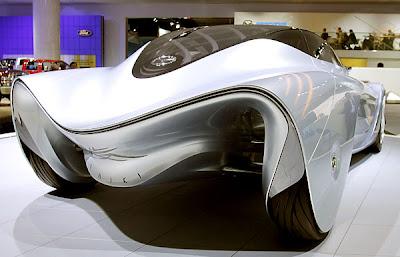 2007 Detroit Auto Show - Mazda Taiki concept