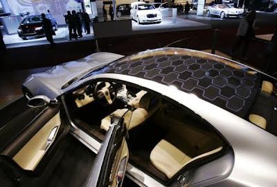 2007 Detroit Auto Show - Fisker Karma concept