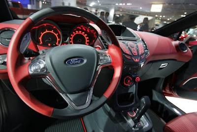 2007 Detroit Auto Show - Ford Verve