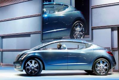 2007 Detroit Auto Show - Chrysler ecoVoyage