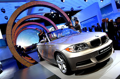 2007 Detroit Auto Show - BMW 1-series