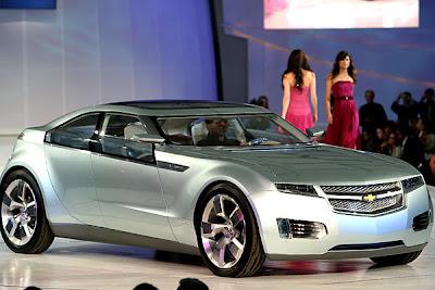 2007 Detroit Auto Show - Chevrolet Volt