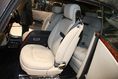 Rolls-Royce Phantom Coupe at the 2008 Geneva Motor Show