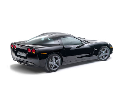 2007 Chevy Corvette Victory Edition