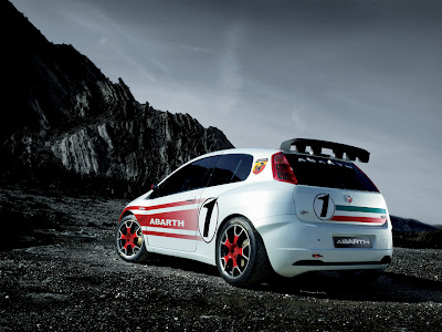 2007 Fiat Grande Punto Abarth Preview. Fiat Grande Punto Abarth Preview