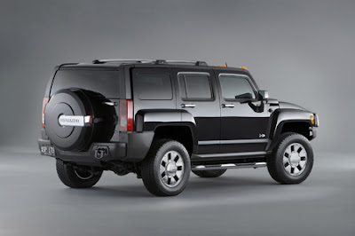HUMMER H3 Right-Hand-Drive