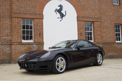 Ferrari 612 Scaglietti Wallpaper Magazine Edition