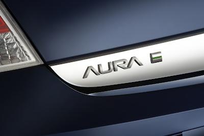 2007 Saturn Aura Green Line