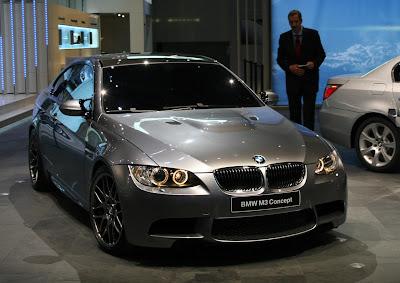 BMW M3 Concept Car