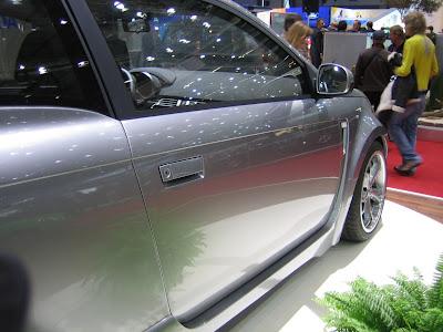 Lada C Concept at the Geneva Motor Show