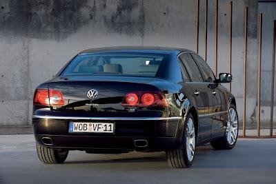 2007 Geneva Motor Show - Phaeton