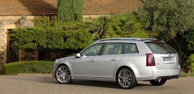 Cadillac BLS Wagon for Europe