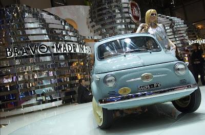 Photo Fiat 500 Cinquecento