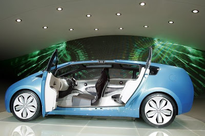 Photo Toyota Hybrid X concept