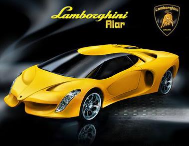 Lamborghini Alar official pics