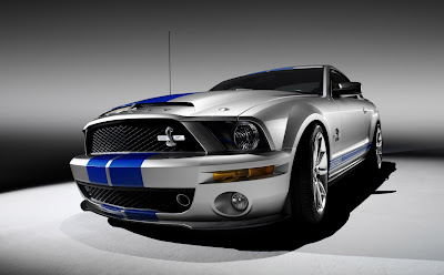 MUSTANG FORD SHELBY GT500KR 2008