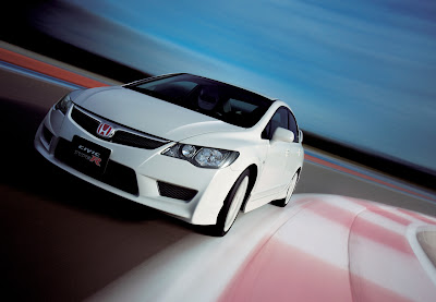 Honda Civic Type R Japan