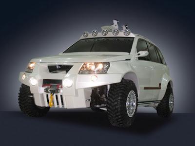 Suzuki Grand Vitara Bandit concept