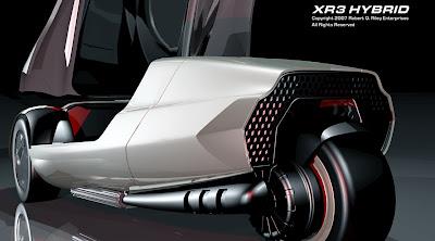 Riley's XR-3 Plug-in Hybrid