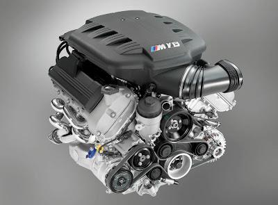 2008 BMW M3 4.0L V8