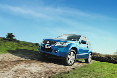 Suzuki Grand Vitara 3-door diesel
