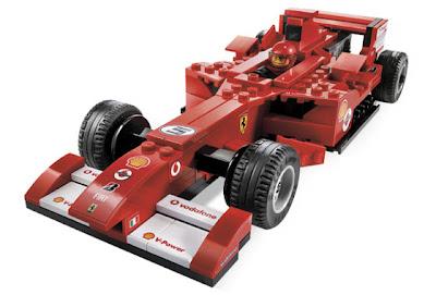 LEGO Ferrari image