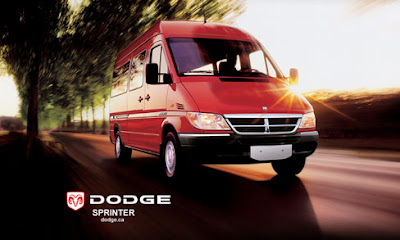 Dodge Sprinter First Plug-in Hybrid