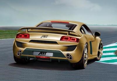 Abt-Tuned Audi R8