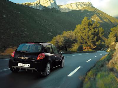 Clio Renault Sport Luxe
