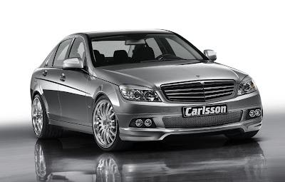 Carlsson CK35 Mercedes C-Class