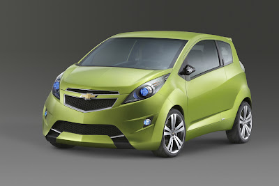 2007 Chevy Beat Concept