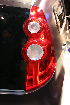 2007 Chevy Groove Concept at the New York Auto Show