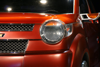 2007 Chevy Trax Concept at the New York Auto Show