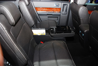 2009 FORD FLEX New York Auto Show