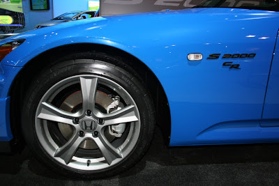 2008 Honda S2000 CR at the New York Auto Show