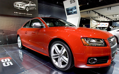 2007 New York International Auto Show Audi S5