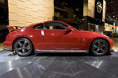 2007 New York International Auto Show Nissan NISMO 350z concept