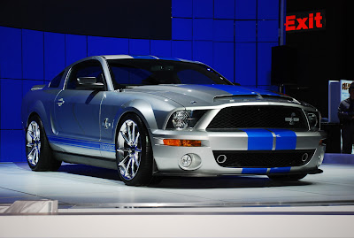 2007 New York Auto Show: 2008 Ford Shelby GT500KR