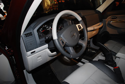 2007 New York Auto Show: 2008 Jeep Liberty Debuts