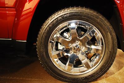 2007 New York Auto Show: 2008 Jeep Liberty Debuts