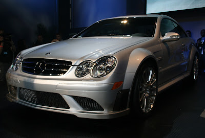 Acura Manhattan on Mercedes Benz Clk63 Amg Black Series Makes Global Debut  Street
