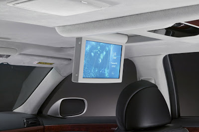 2008 Lexus LS 600h L Hybrid Sedan