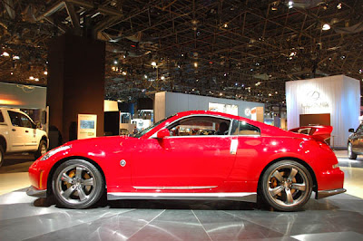 2007 Nissan NISMO 350Z at the New York Auto Show